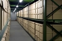 Get free quotes on long-term offsite document storage from New York Scanning Services.